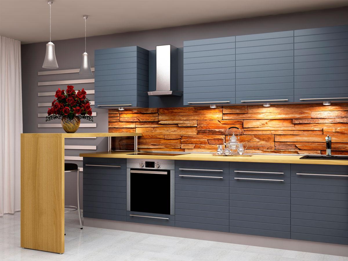 постель фото кухни с полосатым рисунком того чтобы